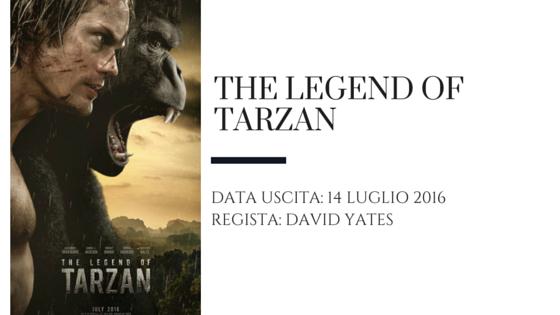 7. Tarzan