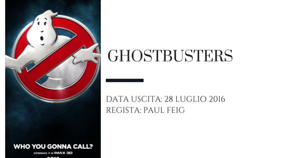 8. Ghostbusters