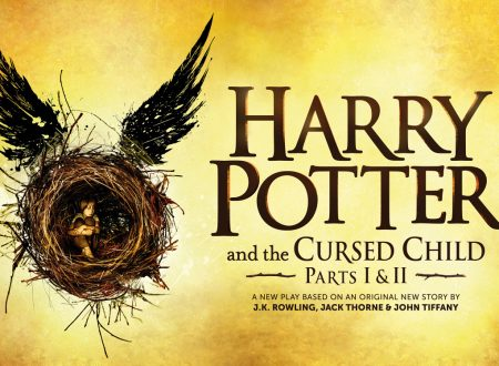 Waiting for: Harry Potter and the cursed child |a cura di Deborah