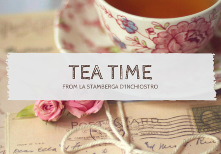 Tea Time: #BacktoSchool – Compagnia librosa per ricominciare