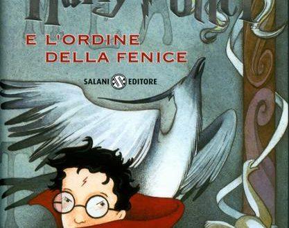 Harry Potter e l'ordine della fenice | a cura di Deborah