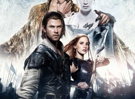 Il cacciatore e la regina di ghiaccio | Recensione di Deborah