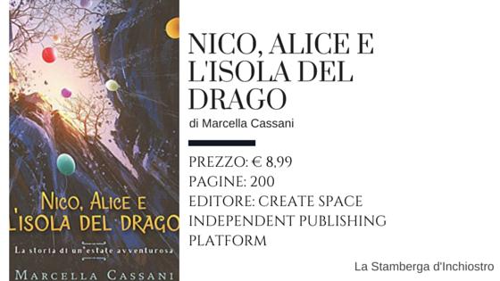 Nico, Alice E L'isola Del Drago