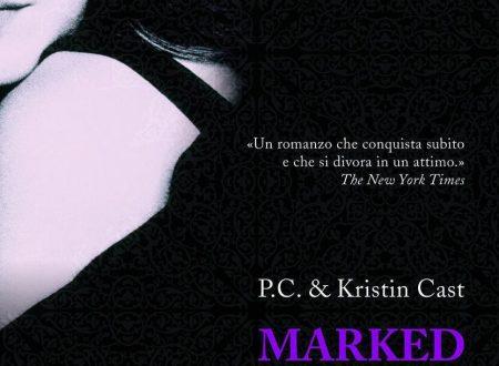 Marked di P.C e Kristin Cast | Recensione di Deborah