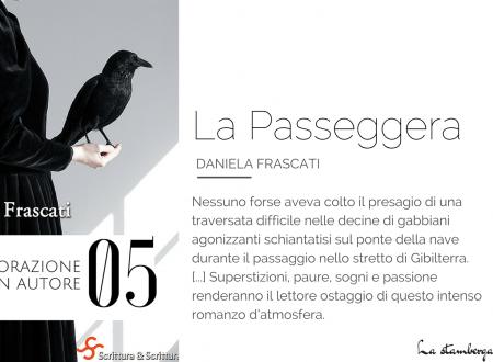 La Passeggera di Daniela Frascati | a cura di Sandy