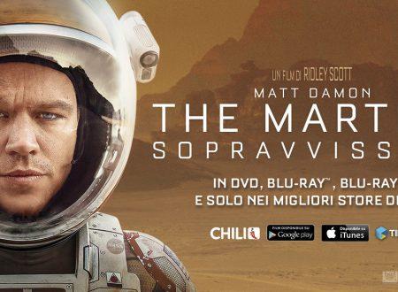 Sopravvissuto – The Martian | Recensione di Sandy