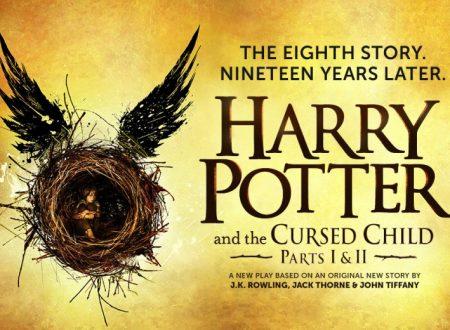 Harry Potter e la maledizione dell'erede | a cura di Sandy