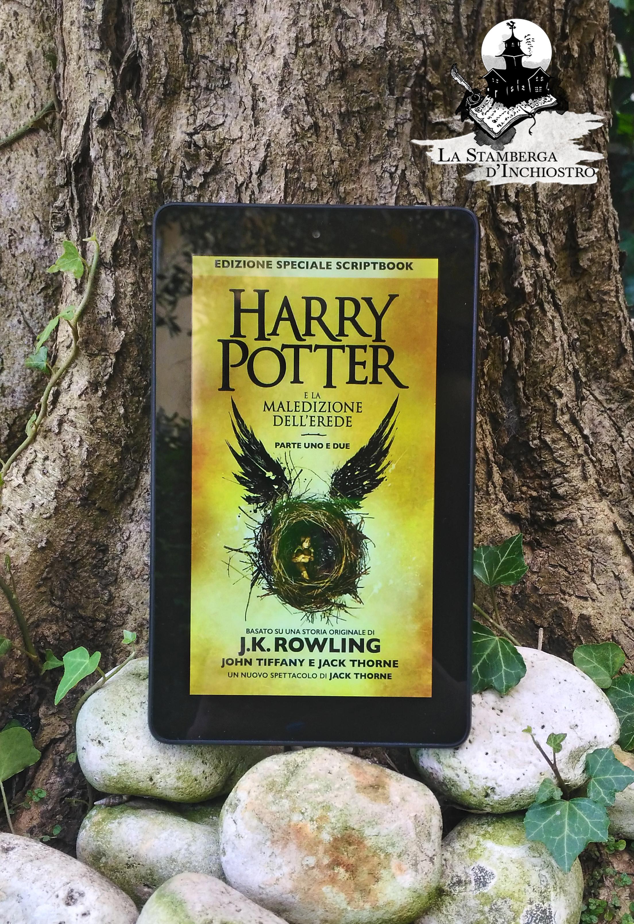 JK Rowling - Harry Potter e la maledizione dell'erede