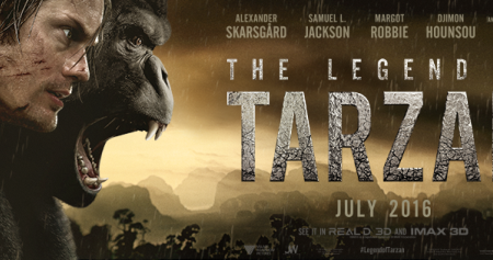 The Legend Of Tarzan | Recensione di Sandy