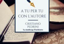 A tu per tu con Cristiano Pedrini