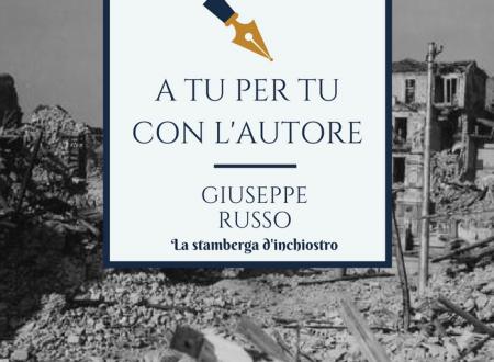 A tu per tu con Giuseppe Russo