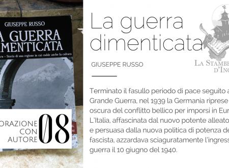 La guerra dimenticata di Giuseppe Russo (Photocity Edizioni) | a cura di Sandy