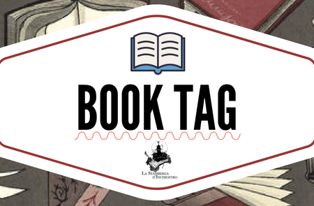 "Book Tag #8 – ""Un libro per ogni pizza"" 📖"