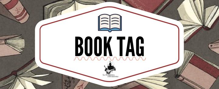 """Book Tag #8 – """"Un libro per ogni pizza"""" 📖"""