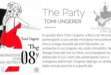 Recensione: The Party di Tomi Ungerer (Edizioni Clichy)