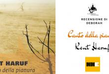 Canto della pianura di Kent Haruf | Recensione di Deborah