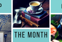 Top of the month #1: I preferiti del mese di marzo di Sandy