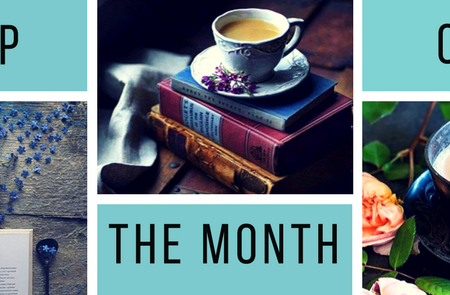 Top of the month #16: I preferiti del mese di aprile di Sandy