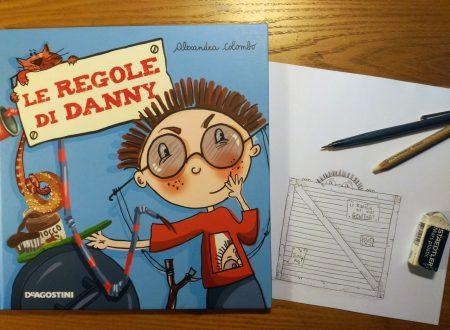 Recensione: Le regole di Danny di  Alexandra Colombo (De Agostini)