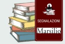 ANTEPRIMA: Walter Lucius, Toni Jordan e altri titoli di Marsilio Editori in uscita il 27 aprile