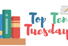 Top Ten Tuesday #8: Favorite Authors In X Genre