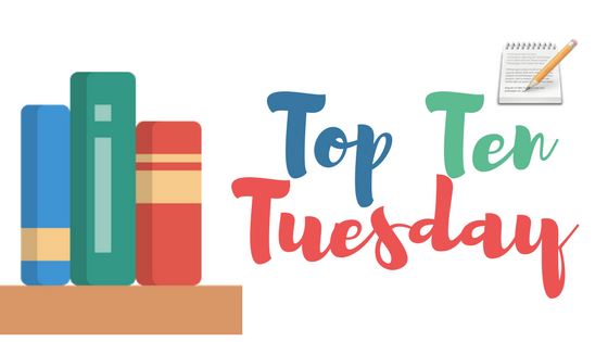 Top Ten Tuesday #13: Books I Want To Give As Gifts