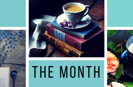 Top of the month #08: I preferiti del mese di agosto di Deborah