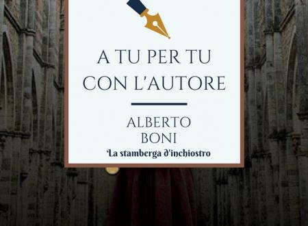 A tu per tu con Alberto Boni