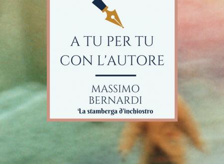 A tu per tu con Massimo Bernardi