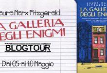 BLOGTOUR: La galleria degli enigmi di Laura Marx Fitzgerald – Recensione
