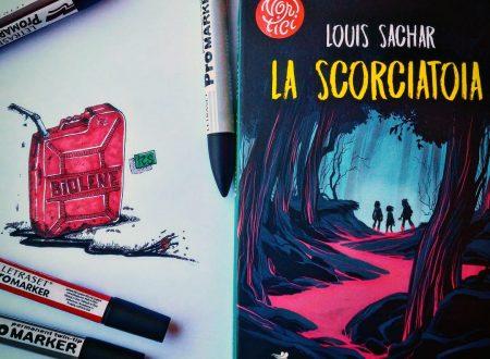 Recensione: La scorciatoia di Louis Sachar (Il Battello a Vapore, Piemme)