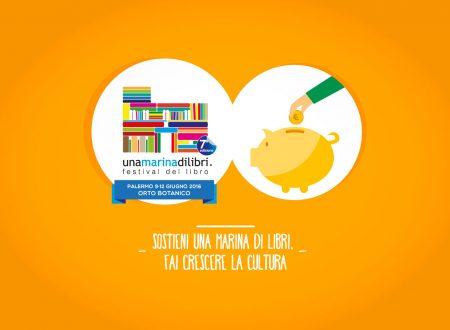 """Scrittura & Scritture a """"Una marina di libri"""" – Festival del libro (8 -11 giugno, a Palermo)"""