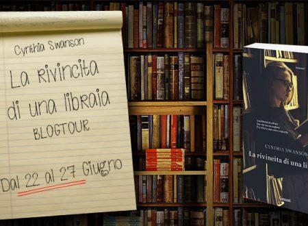 BLOGTOUR: La rivincita di una libraia di Cynthia Swanson – Amore vs Carriera