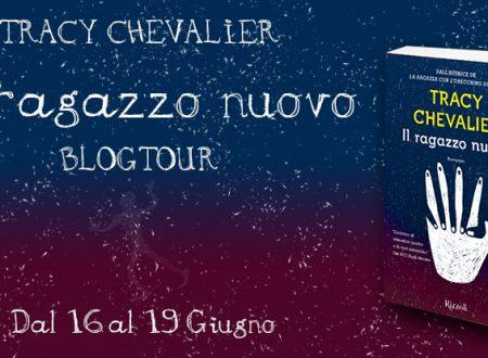 BLOGTOUR: Il ragazzo nuovo di Tracy Chevalier – Recensione