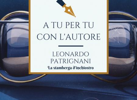 Mare di Libri: Due chiacchiere con Leonardo Patrignani