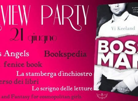 "Review Party: ""Bossman"" di Vi Keeland"