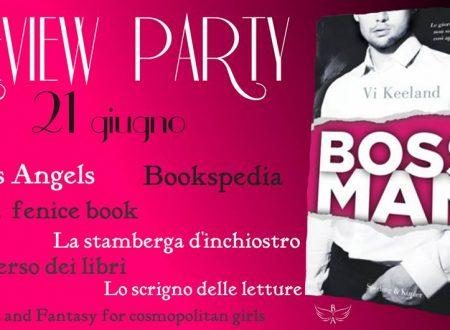 "Review Party: ""Bossman"" di Vi Keeland"