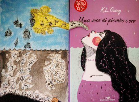 Una voce di piombo e oro di K.L. Going | Recensione di Sandy