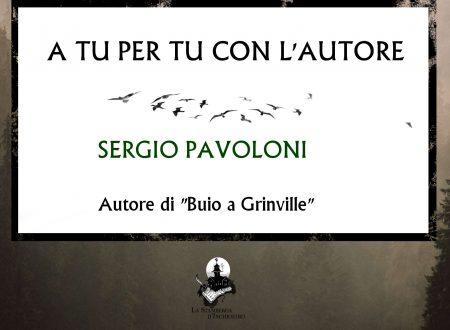 A tu per tu con Sergio Pavoloni