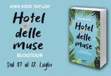 """BLOGTOUR """"Hotel delle Muse"""" di Ann Kidd Taylor – Pensione Completa: Maeve"""