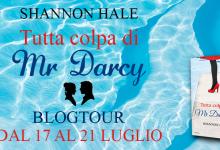 BLOGTOUR: Tutta colpa di Mr Darcy di Shannon Hale – Presentazione del romanzo