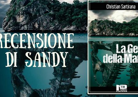 La Gente della Marea di Christian Sartirana | Recensione di Sandy