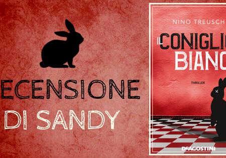 Il coniglio bianco di Nino Treusch | Recensione di Sandy