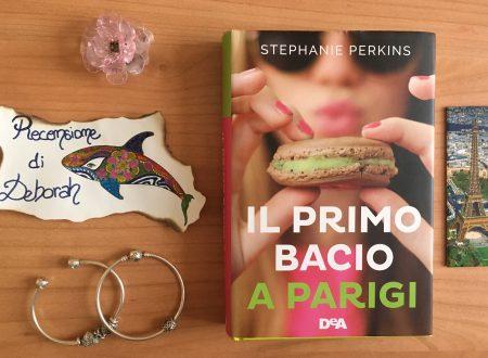 Il primo bacio a Parigi di Stephanie Perkins | Recensione di Deborah