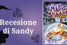 Magic Spinner di John Fidget | Recensione di Sandy