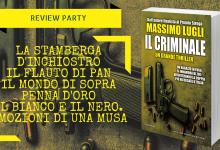Review Party: Il criminale di Massimo Lugli