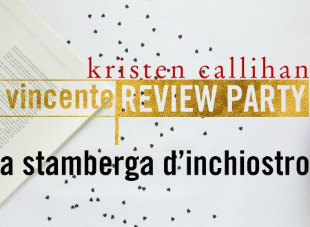 Review Party: La partita vincente di Kristen Callihan