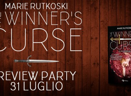 Review Party: The winner's curse. La maledizione di Marie Rutkoski
