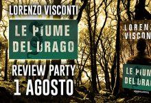 Review Party: Le piume del Drago di Lorenzo Visconti