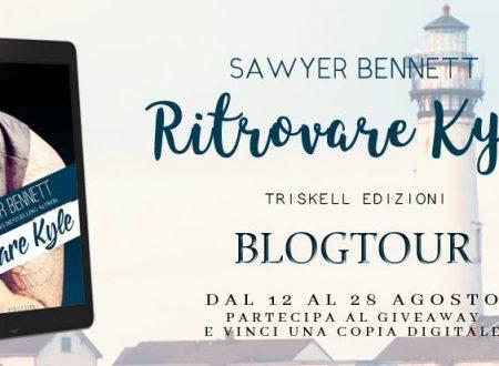 BLOGTOUR: Ritrovare Kyle di Sawyer Bennett – I personaggi